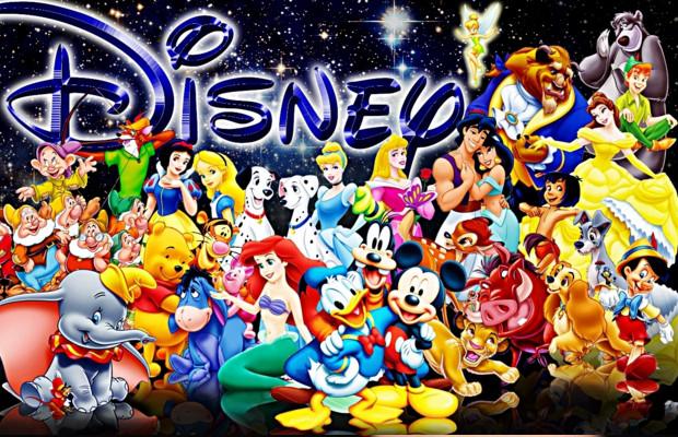 Disney's progression of 50 Animated films