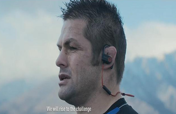 Richie McCaw – The Game Starts Here
