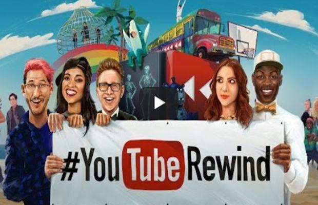 YouTube remix of 2015