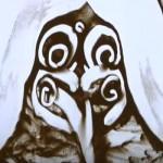 Maori Creation Story – Sand Art