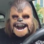 Laughing Chewbacca Mask