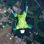 Man jumps from plane without parachute