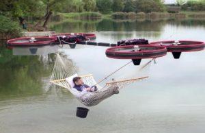 drone-hammock