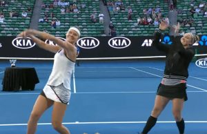 tennis dance