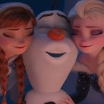 Frozen movie = Finding family tradition